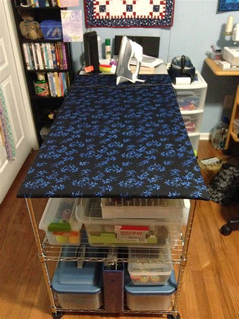 Quilt Ironing Board by Quilting With How To Make A Quilter S Ironing Board