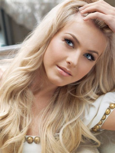 julianne hough eyebrows brown to blonde hair colors for cool skin tones