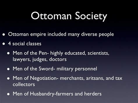 ottoman empire social ottoman empire social structure the social hierarchy of