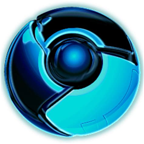 Chrome Icon Tron Style by Dementor314 on DeviantArt