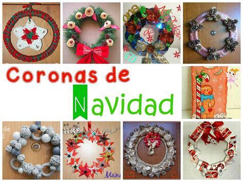 manualidades de navidad para ni os flor de pascua coronas de navidad para casa manualidades