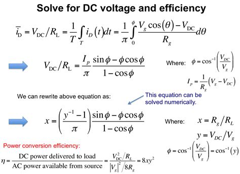 diode equation exle the diode equation derivation 28 images diode equation electronic components pn junction