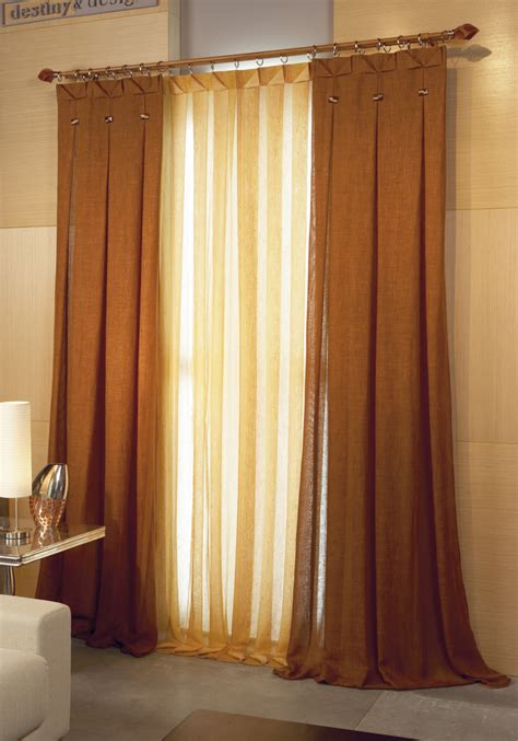 www cortinas novedades cortinas visillo con tablas y botones