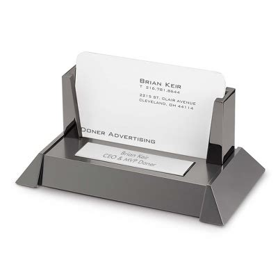 Things Remembered Business Card Holder