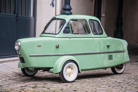 Micro Auto by 1956 Inter 175a Berline Microcar