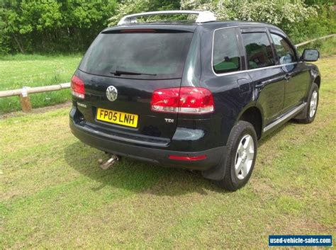 volkswagen touareg for sale uk 2005 volkswagen touareg for sale in the united kingdom