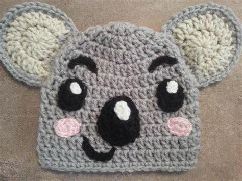 crochet pattern koala bear tolee the koala bear from ni hoa kai lan crochet character