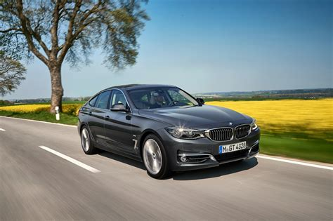 2017 bmw 3 series gran turismo facelift detailed in 60 photos