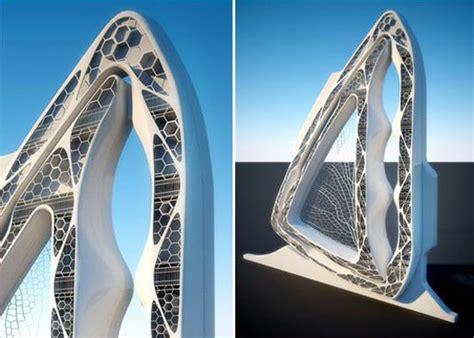 Triangular Kitchen Island vincent callebaut architectures dragonfly vertical farm