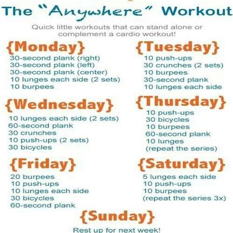 101 best workouts images on