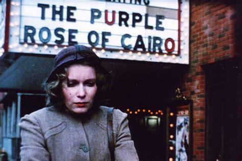 themes in the purple rose of cairo the purple rose of cairo bild mia farrow woody allen