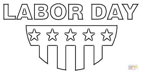 coloring pages for labor day labor day coloring online 24275 bestofcoloring com