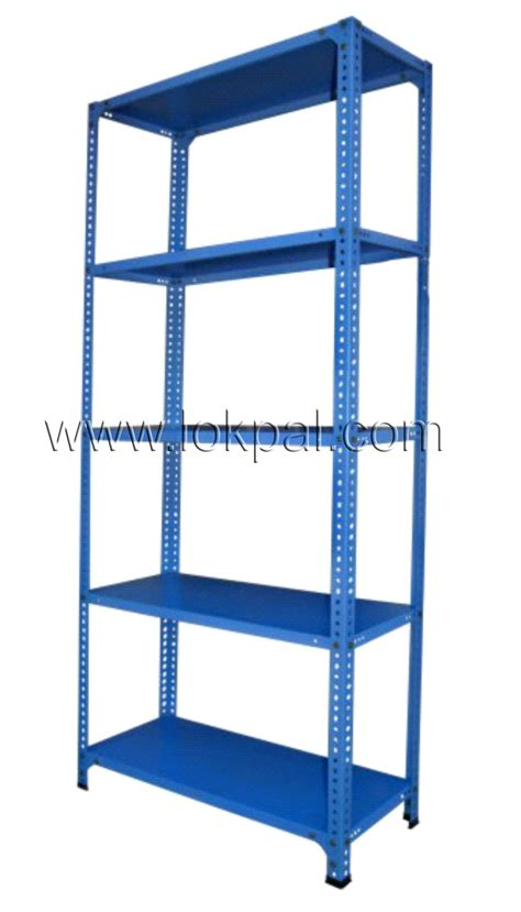 Slotted Rack by Slotted Angle Racks Medium Duty Racks Light Duty Racks