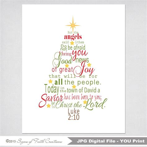 pinterest christmas scripture art tree printable scripture by signsoffaithcreation sayings scripture