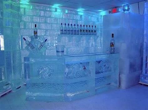 how to make an ice bar top the best ice bars from around the world