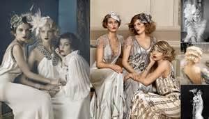 modern day gatsby glamour flapper wedding dresses glorious gatsby glamour 42nd style street