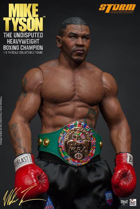 Boxer Mike Avenger Biru toys mike tyson undisputed heavyweight chion everlast belt x3 1 6 new