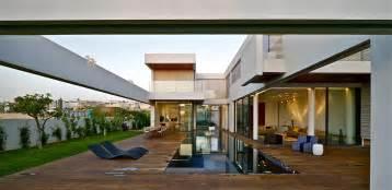 Home Interior Design Ebook Free Download modern luxury villas designed by gal marom architects