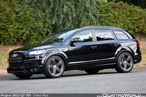 Audi Q7 2012 by 2012 Audi Q7 Pictures Information And Specs Auto
