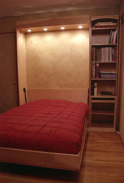 rockler murphy bed murphy bed this was a neat project the build difficulty of rockler s murphy bed
