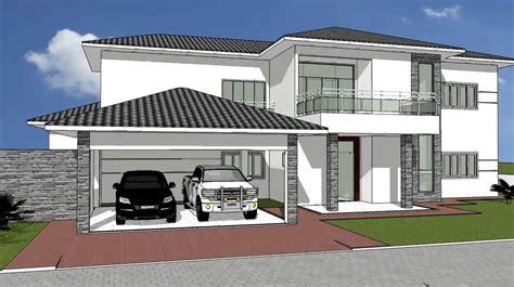 desenhar casas desenho 3d sobrado resid 02
