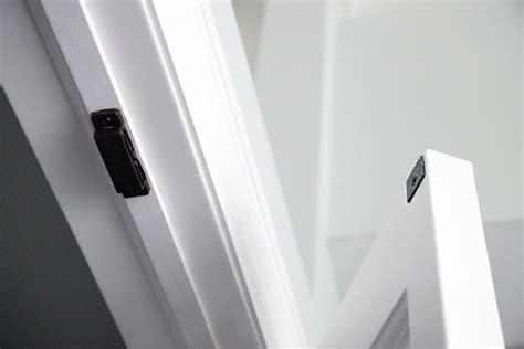 Magnetic Closet Doors Closing The Coat Closet From Bi Fold Door To Hinged Swing Door Iheart Organizing Bloglovin