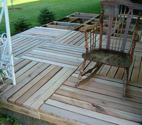 porton echo con palet c 243 mo colocar un suelo de parquet hecho con palets de madera