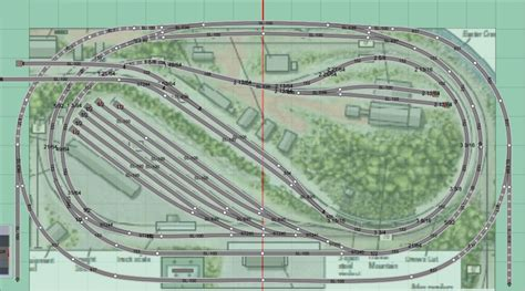 design ho track layout related keywords suggestions for model train track layouts