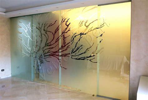 decorazioni vetro porte porte in vetro su misura e pareti divisorie vetroexpert