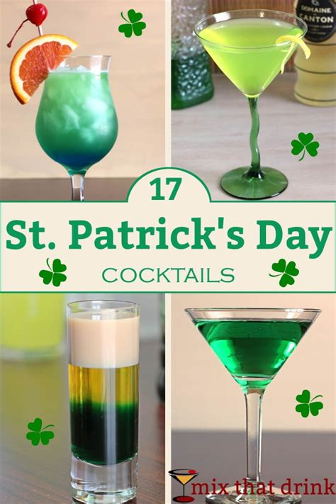 st day drinks recipes for st s day drinks you can make at home