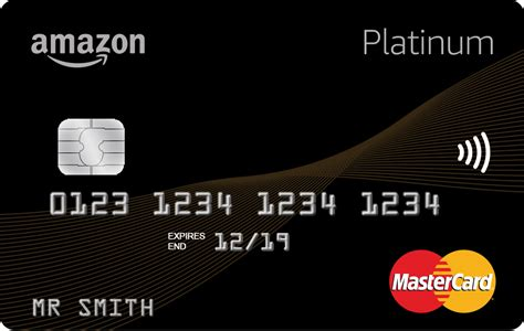 amazon launches uk cashback credit card - Amazon Mastercard Gift Card