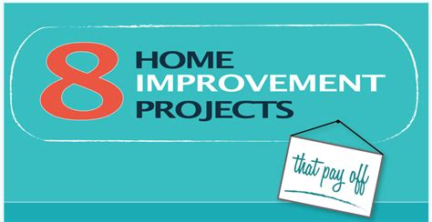 home improvement ideas tutorials home improvement projects that increase home value air quality