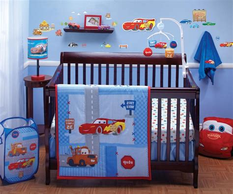Swanky Mickey Mouse Friends Crib Bedding Set Disney Baby Baby Crib For Boys