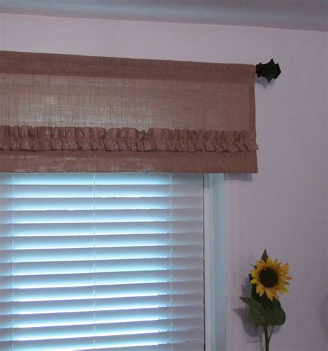 rustic window curtains best 25 burlap window treatments ideas on pinterest
