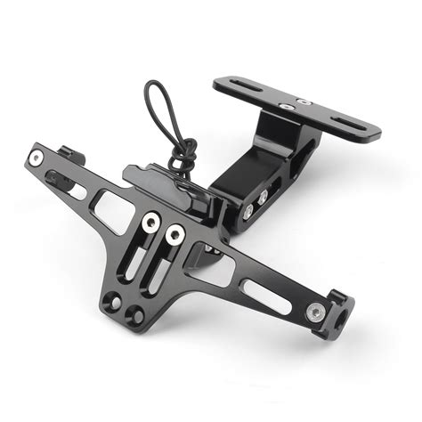 Bracket Fender Yamaha R25 Original license plate holder bracket fender eliminator for yamaha bws r25 r3 msx blac au ebay