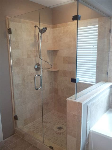 How To Install Bathroom Tile For The Shower Diy Budget Bathroom Renovation Reveal