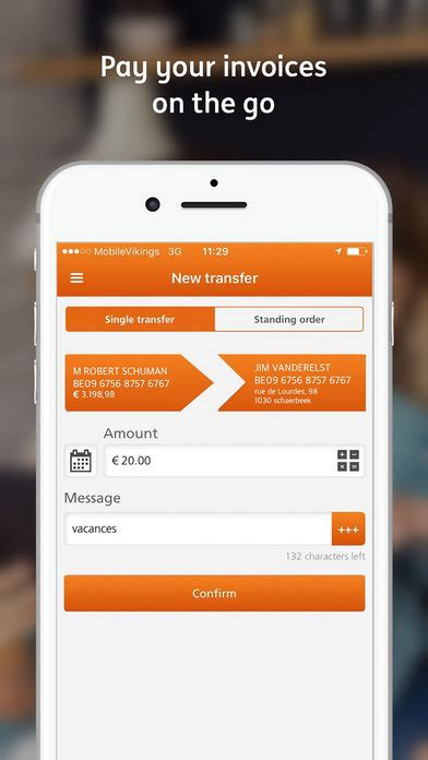 Ing Smart ing smart banking for smartphone on the app store