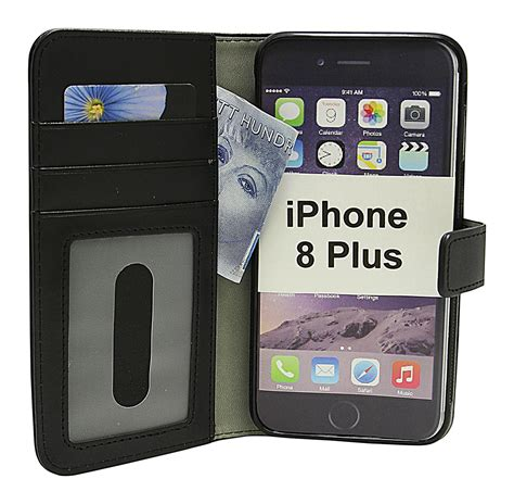 magnet wallet iphone 8 plus billigmobilbeskyttelse no