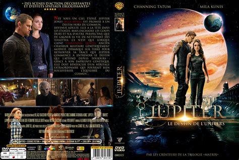 Cover Jupiter jaquette dvd de jupiter le destin de l univers custom