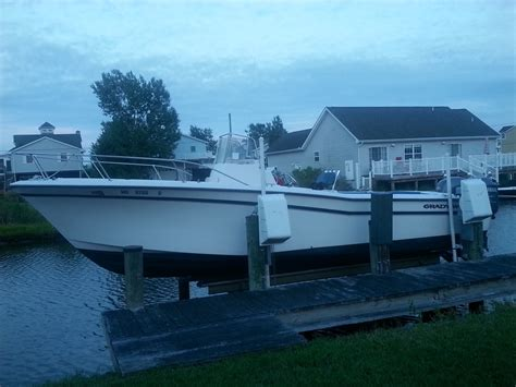 fishing boat hull only 1995 grady white chase 263 hull only the hull truth