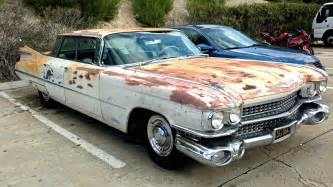 1959 Cadillac Sedan Sanded For No Reason 1959 Cadillac Sedan