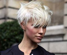 short piecy hair styles that have been texturized short choppy layers on pinterest