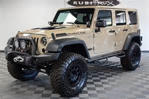 Jeep Wrangler Sand 2016 Jeep Wrangler Rubicon Unlimited Mojave Sand