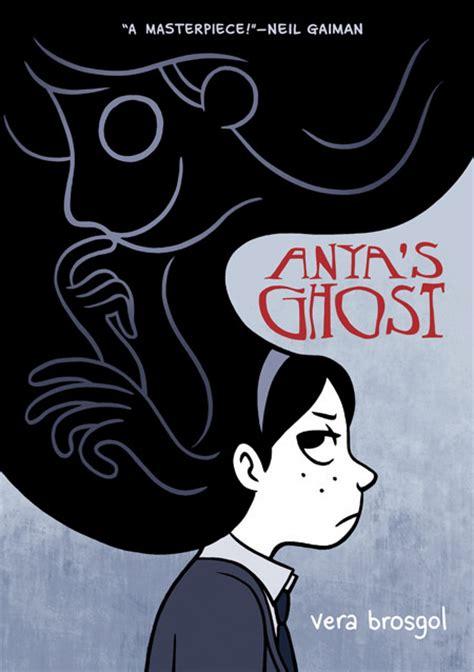 anyas ghost artist august vera brosgol art feature multiversity comics