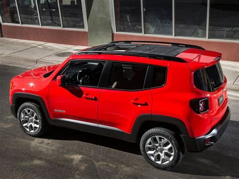 Where Is The Jeep Renegade Built by China Jeeps The Renegade And Compass Built In