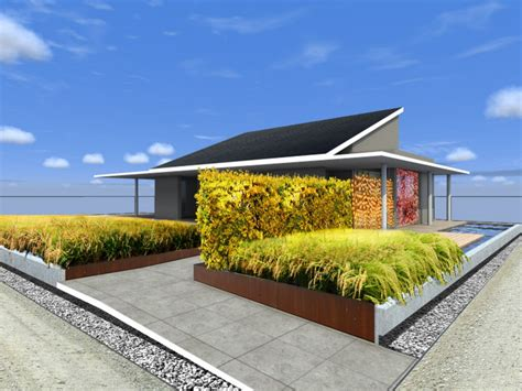 japan s omotenashi house to promote a self sufficient