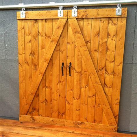 Garden Shed Doors by Garden Shed Doors Storage Solutions