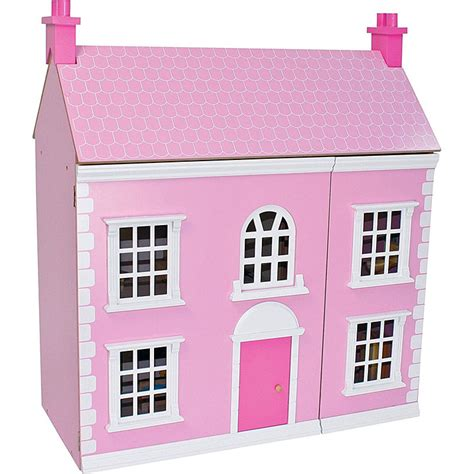 chad valley wooden 3 storey dolls house chad valley wooden 3 storey dolls house pink chad valley wooden 3 storey dolls