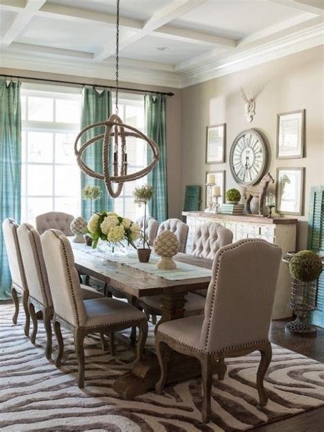 Decorating Ideas For Dining Room 25 Beautiful Neutral Dining Room Designs Digsdigs