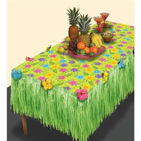 image gallery hawaiian luau table cloths